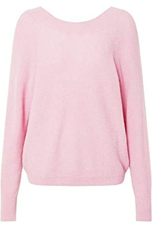 Selected Women's Slfmai Ls Knit O-Neck B Pullover Sweater