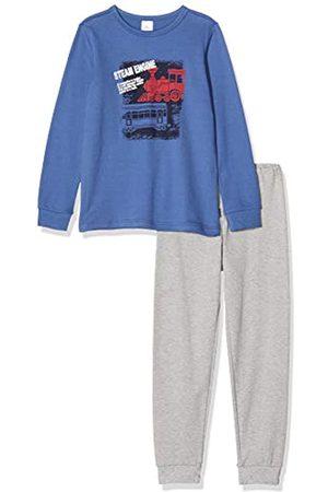 Schiesser Boys' Zug Kn Anzug Lang Pyjama Sets