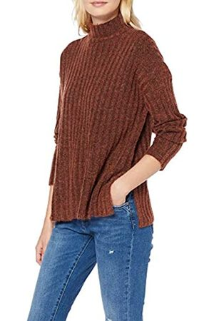 Pieces Womens Pcjane Ls Long Wool Knit Noos Jumper