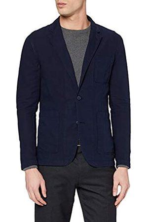 HKT by Hackett Men's Hkt GMD Cotton Linen Jacket