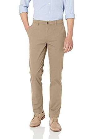 Amazon Skinny-Fit Broken-in Chino Pant Khaki