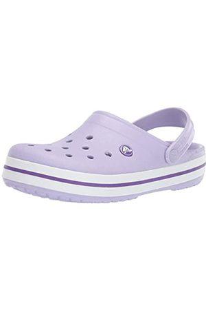 Crocs Unisex-Adult's Crocband Clogs, (Lavender/ 50q)