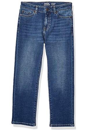 Amazon Essentials Boys' Slim-fit Jeans Everest Medium Wash