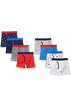 Amazon Essentials Boys' 8-Pack Boxer Brief Underwear