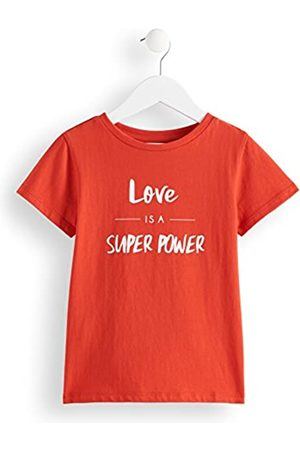 RED WAGON Amazon Brand - Girl's 'Super Power' Sweatshirt Top, 8 Years