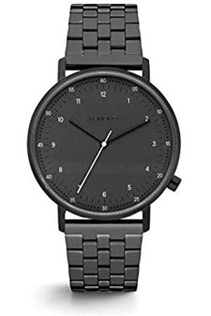 Komono Unisex Adult Analogue Quartz Watch with Stainless Steel Strap KOM-W4076