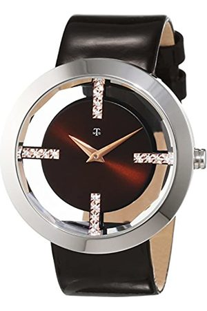 Zimtstern Women's Quartz Watch Analogue Display and Leather Strap 7942.40.13