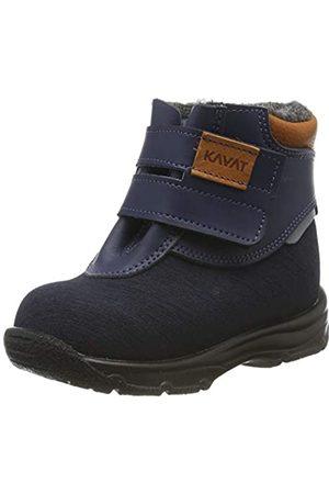 Kavat Unisex Kids' Yxhult JR XC Snow Boots, (Navy 200)