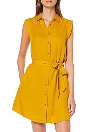 Only Women's Onlfchilli Life Sl Shirt Dress WVN