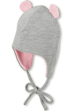 Sterntaler Baby Girls' Inka-Mütze Cappellopello Flat Cap