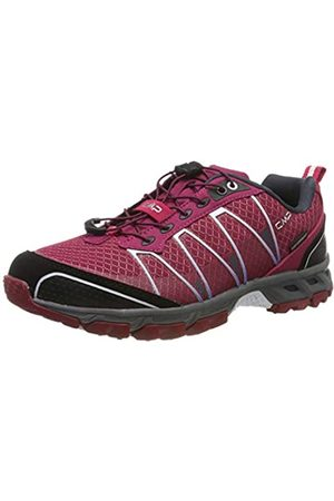 CMP Women's Altak Trail Running Shoes, (Magenta-Bianco 25cd)