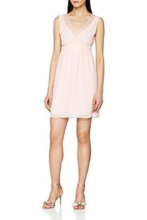 Naf Naf Women's LARISTA R1 Knee-Length A-Line Sleeveless Party Dress