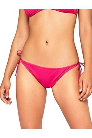 Iris & Lilly Women's Swimwear Bikini Bottoms Tie-Side Triangle Pant
