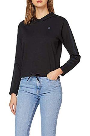 G-STAR RAW Women's Nostelle Cropped Hooded Sweatshirt