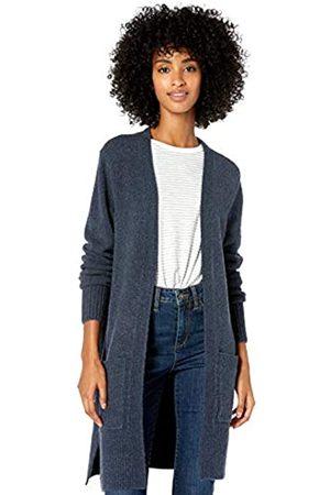 Goodthreads Boucle Cardigan Sweater Navy Heather