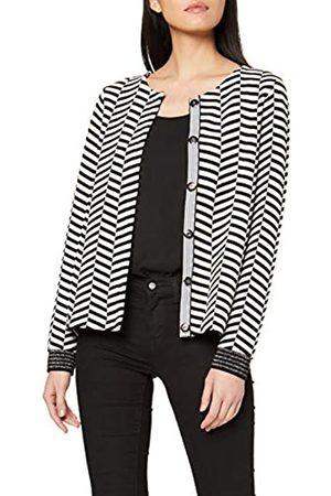 Street One Women's 211080 Suit Jacket, (Mehrfarbig)