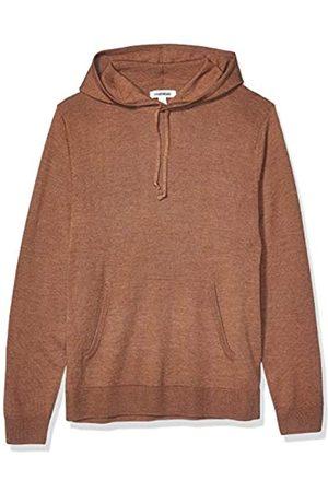Goodthreads Merino Wool Pullover Hoodie Sweater Camel