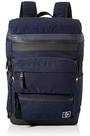 Tommy Hilfiger Men's Nautical Canvas 3 In 1 Backpack Belt