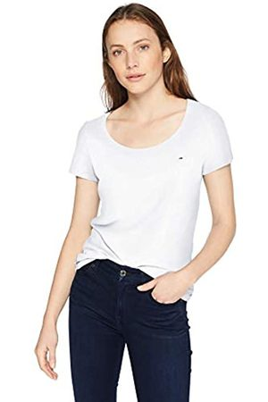 Tommy Hilfiger Women's Original Triblend Short Sleeve Crew Neck T-Shirt