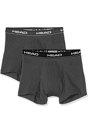 HEAD Men's Basic Boxer 2p Swim Trunks