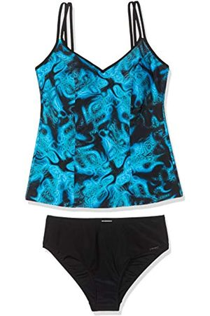 Sunmarin Women's Cookies-n-Cream Tankini