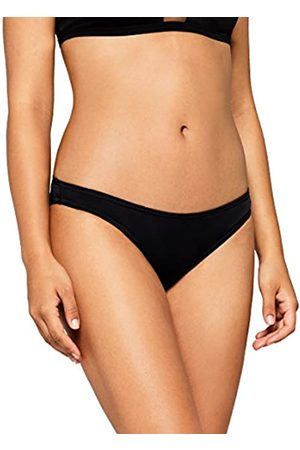 IRIS & LILLY Women's Bikini Hipster Cut with Mid Thigh Cut