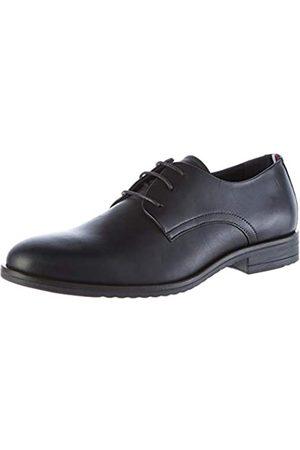 Tommy Hilfiger Men's Core Leather Lace Up Shoe Mocassins, ( Bds)
