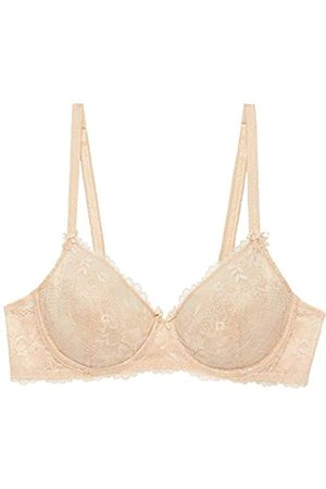 Savage X Fenty Women's Floral Lace Convertible T-Shirt Bra
