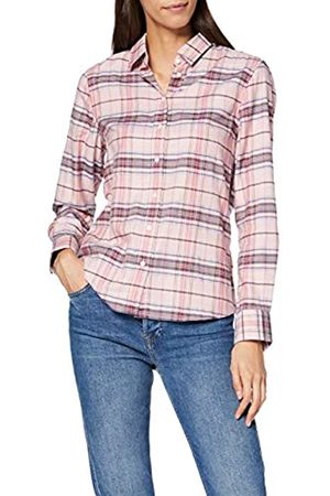 GANT Women's D1. Check Twill Shirt Blouse