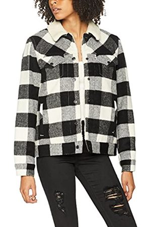 Levi's Women's Wool Bf Sherpa Trucker Denim Denim Jacket
