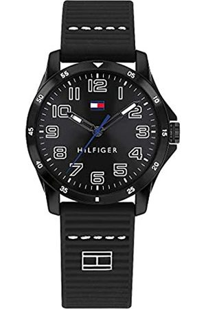 Tommy Hilfiger Unisex Children Analogue Watch with Silicone Strap 1791666