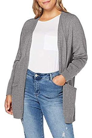 ONLY Carmakoma Women's Carstone L/s Long Cardigan Ess