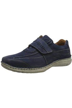 Josef Seibel Men's ALEC Loafers, (Ocean 530)