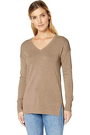 Amazon Lightweight V-neck Tunic Sweater Pullover