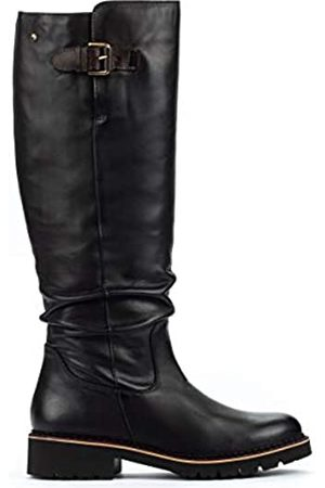 Pikolinos Leather Knee High Boots Vicar W0V