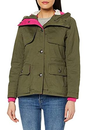 United Colors of Benetton Women's Root 65 Woman Parka
