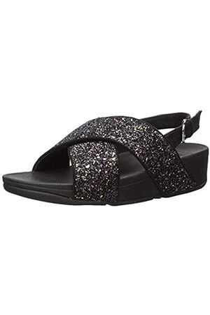 Wide fit glitter Sandals for Women