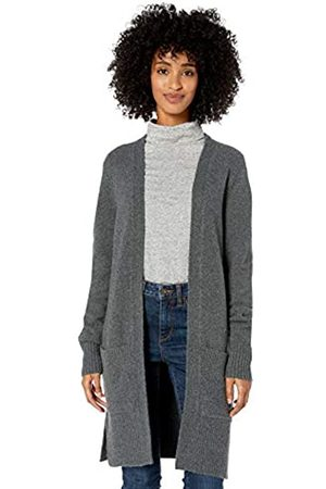 Goodthreads Boucle Cardigan Sweater Charcoal Heather