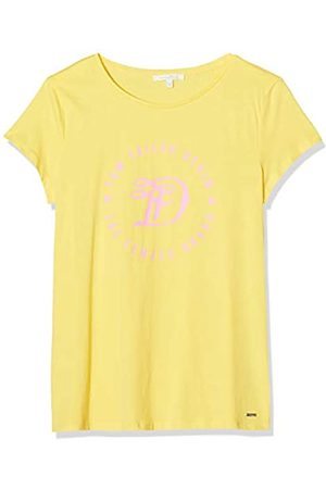 TOM TAILOR Women's Basic Logo Tee T-Shirt