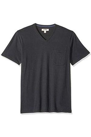 Goodthreads Men's Short-Sleeve Sueded Jersey V-Neck Pocket T-Shirt