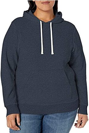 Amazon Essentials Plus Size French Terry Fleece Pullover Hoodie Hooded Sweatshirt