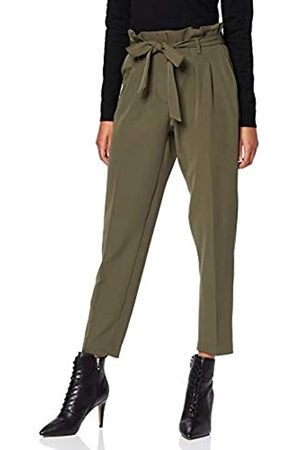New Look Women's Vicky Highwaist Paperbag Trousers