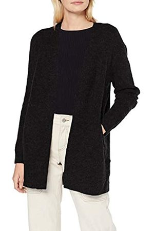 Pieces Women's Pcella Ls Wool Knit Cardigan