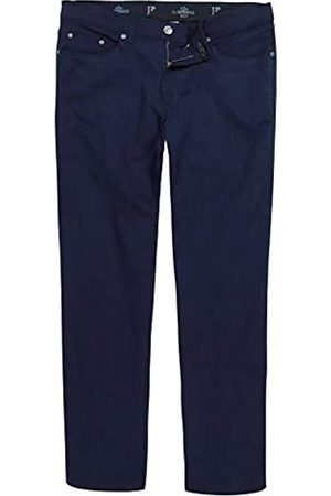 JP 1880 Men's Big & Tall Soft Stretch Colored Jeans Ultramarine 62 714297 73-62