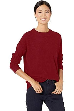 Goodthreads Wool Blend Thermal Stitch Crewneck Sweater Pullover