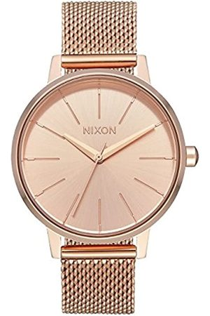 NIXON Womens Analogue Quartz Watch with Stainless Steel Strap A1229-897-00