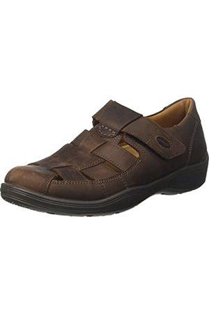 Jomos Men's Ergo-com Loafers, (Cappuccino 42-355)