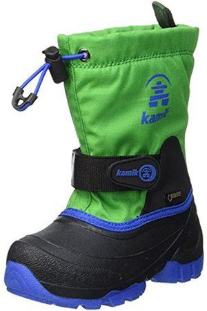 Kamik Unisex Kids' WATERBUG9G Snow Boots, Grün ( -Vert)