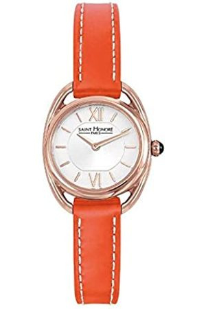 Saint Honoré Women's Analogue Quartz Watch with Leather Strap 7210268AIR-O