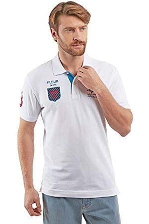La Martina Men's Pmp315 Polo Shirt